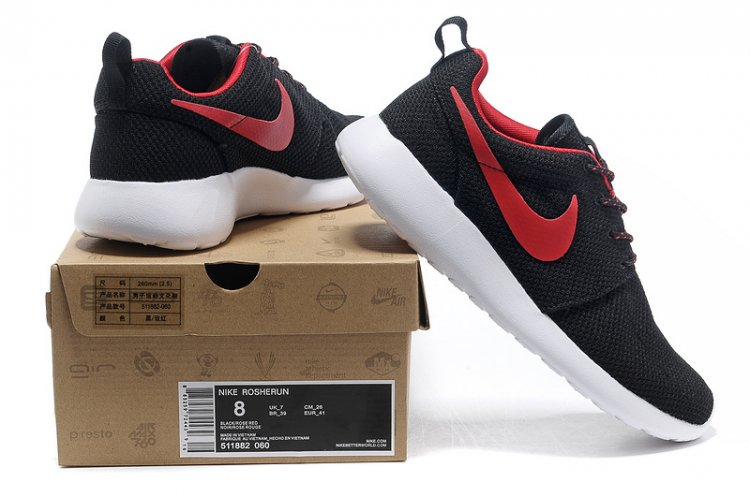 nike roshe run nere